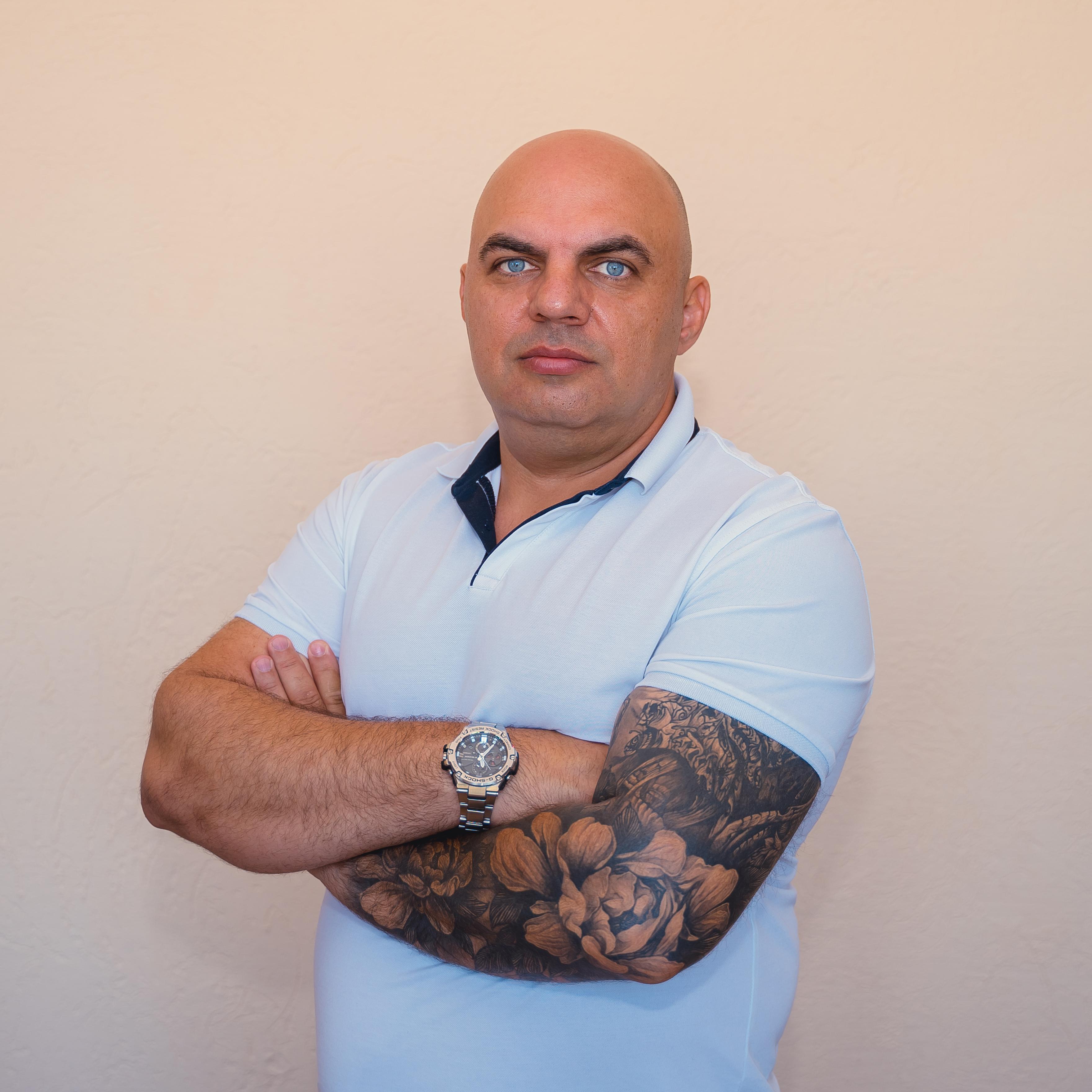 Дмитрий Владимирович Лубкин