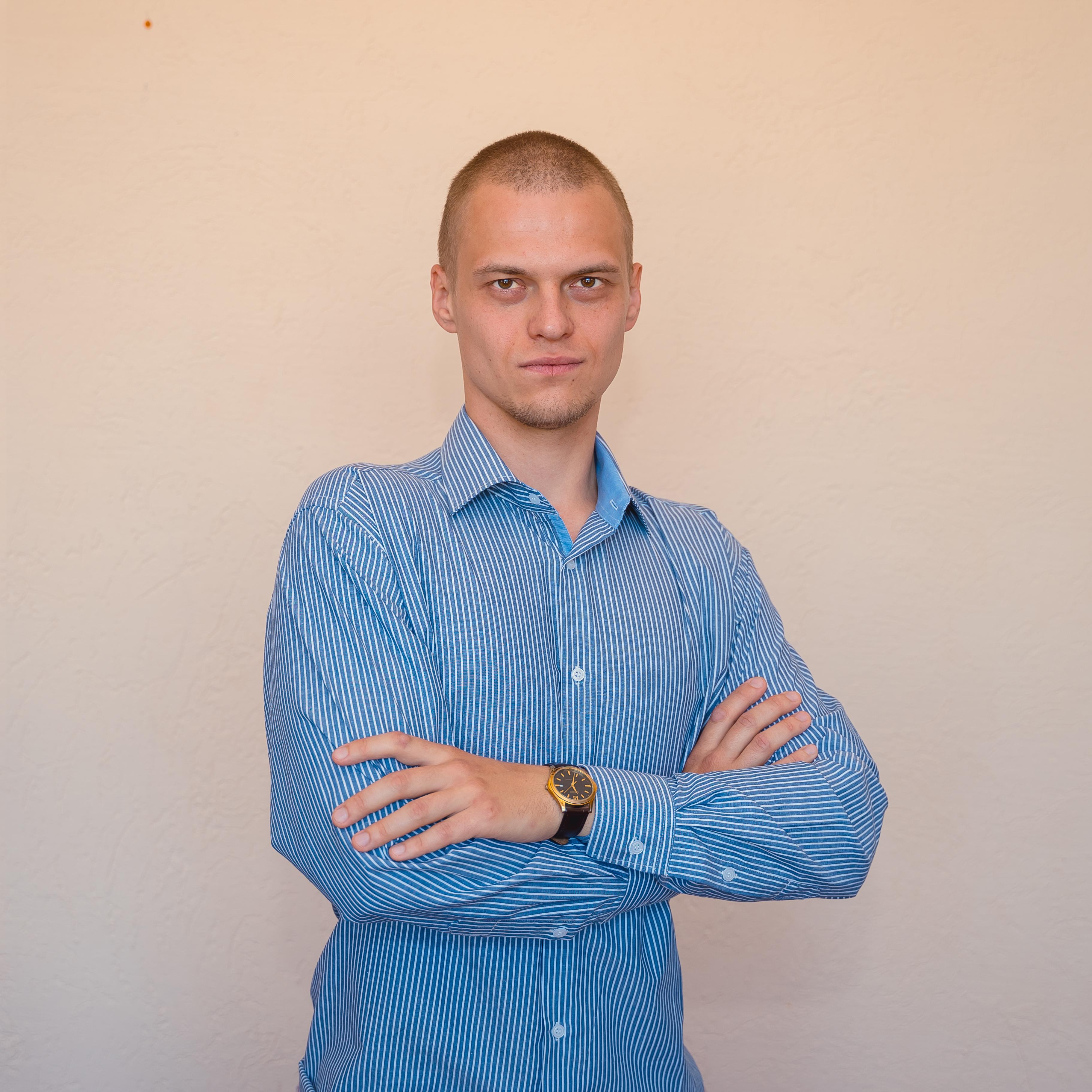 Юрий Дмитриевич Фалалеев