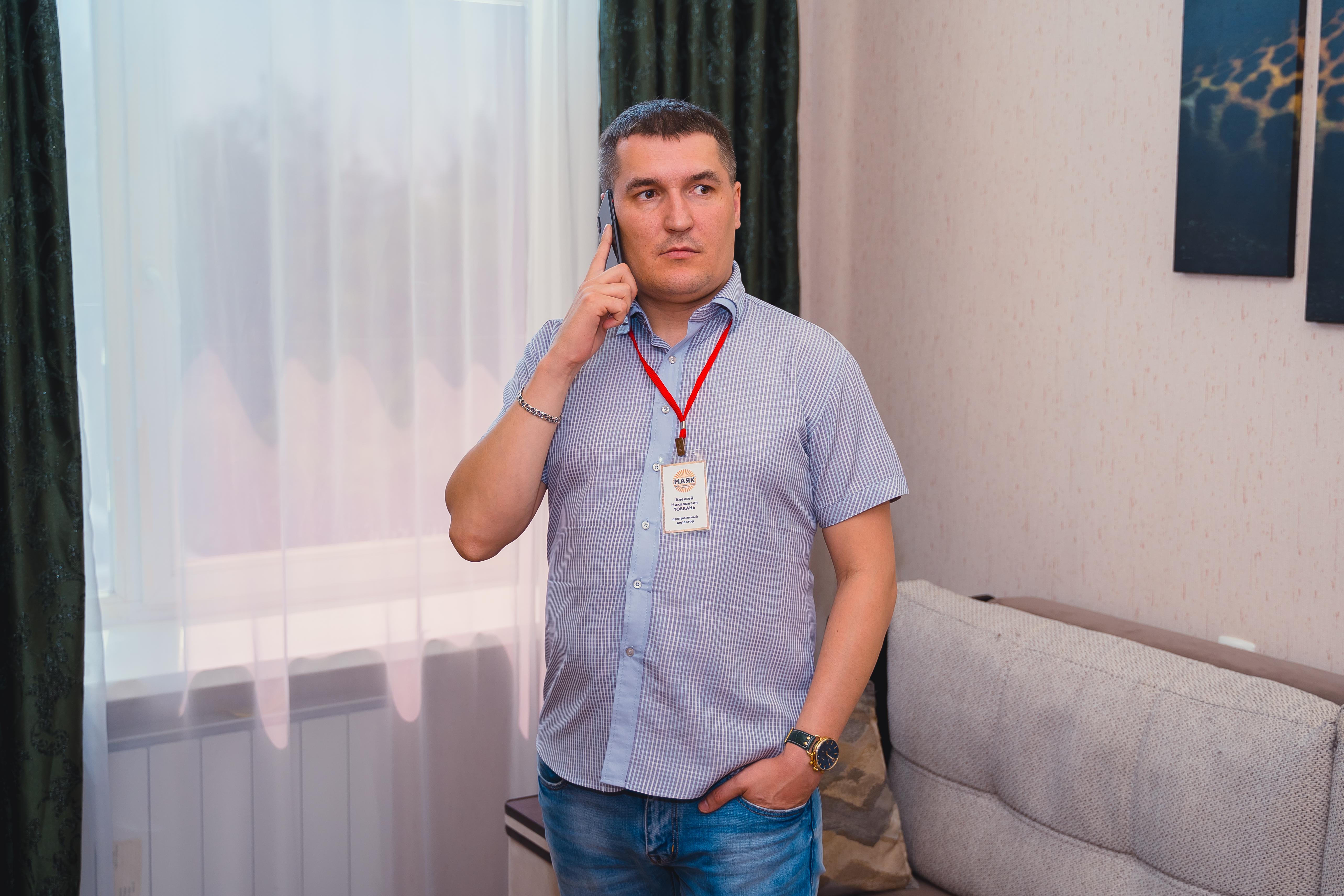 Алексей Николаевич Товкань